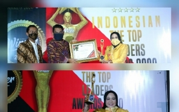 Ida Yulita Susanti, Srikandi Golkar Terpilih Jadi TheTop Women Leader Of The Year 2020