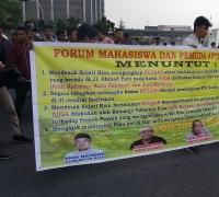 FMPAK desak Kejati untuk selesaikan kasus Korupsi RTH dan Monopoli Proyek di Riau