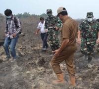 Pemerintah Kabupaten Rohil Antisipasi Terjadinya Kembali Kebakaran Lahan dan Hutan