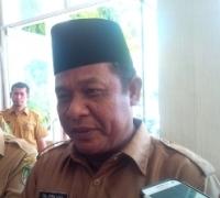 Hadiri Acara Peringatan Hari Santri Nasional Wabub Rohil Drs H Jamiludin Ikut Serta Berpesan Kepada Para Santri
