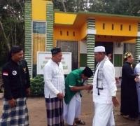 Dalam Rangka Peringati Hari Santri Nasional, Pemerintahan Kabupaten Rohil Ikut Serta Menghadiri Acara