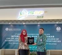 Tingkatkan Penelitian dan Industri Halal Dalam Sistem Ekonomi Pembangunan Islam