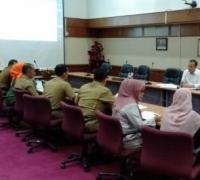 Wujudkan Ranperda Budaya Integritas, DPRD Riau Gelar Hearing dengan Dinas BPSDM