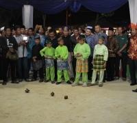 Festival Gasing Internasional Kedua Dibuka Gubernur Riau