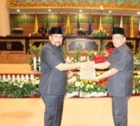 DPRD dan Pemprov Riau gelar rapat  lanjutan  tentang penyampaian pandangan RPJMD periode 2019-2024