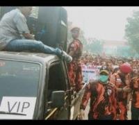 Aliansi Keluarga Besar Pemuda Pancasila minta walikota tutup hiburan malam dan copot tiga kepala OPD