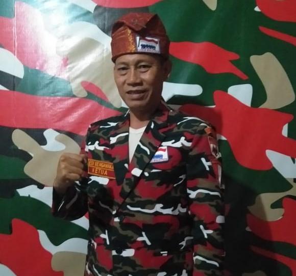 Edi Bengawan Ketua Mada LMP Riau
