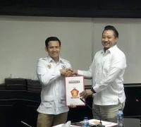 DPP Partai GERINDRA tetapkan Androy Ade Rianda sebagai Wakil Ketua DPRD Siak 2019-2024