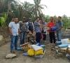 Dinas Sosial kabupaten Pelalawan telah bangun 36 Unit Rumah KAT di Kuala Kampar