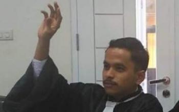 Repdem Riau Desak Penegak Hukum Tangkap Aktor Intelektual Karhutla