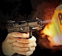 Terdeteksi bawa Narkoba dari Batam, Kurir Narkoba Keok di Dor Polisi