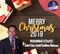 Pentingnya Menjaga Toleransi beragama, Calon Wakil Walikota Makassar MR berikan ucapan selamat Natal