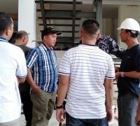 Kepada Anggota DPRD Pekanbaru, Pedagang Pasar Sukaramai Mengadu Kehilangan Tempat Jualan