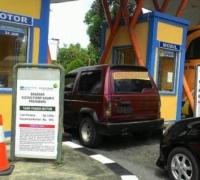 Per 1 Februari, Bayar Parkir Bandara SSK II Pekanbaru tak Pakai Uang Cash, Segera Urus 5 Kartu Ini
