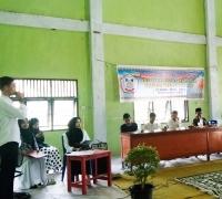 Pengurus KMPLT resmi dilantik, Kades Ajak Mahasiswa Perangi Narkoba