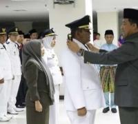 271 Pejabat Pemko Pekanbaru resmi dilantik, Sekda Minta Bekerja Sesuai Tupoksi