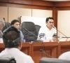 Senator Muda asal Riau dukung penuh Honorer diangkat jadi PNS.