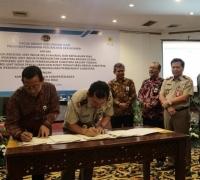 Sinergi PLN dengan BPN Provinsi Riau, Teken Perjanjian Kerja Sama Bidang Agraria / Pertanahan dan Tata Ruang