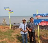 Angkat Potensi Pariwisata, Kelompok Sadar Wisata akan kembangkan Pantai Parit Raja