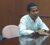 Engah Eet, Ketua DPRD Riau di Panggil KPK terkait Rasuah kabupaten Bengkalis