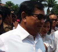 Prabowo Subianto Turut Berduka Atas Meninggalnya  Djoko Santoso