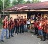 Sambut Idul Fitri, PAC Pemuda Pancasila kecamatan Sail kota Pekanbaru Bagikan Sembako