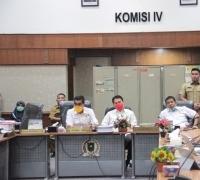 Saat RDP dengan Komisi IV DPRD Riau, PLN Buka Saluran Hotline dan Posko Pengaduan Rekening