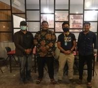 HMI Pekanbaru dan Polresta Pekanbaru siap bersinergi bersama memutus Pandemi Covid-19