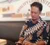 Saat diskusi santai dengan GNPK RI Kabupaten Pelalawan : Bawaslu dan Pemilukada harus Bersih dan Jurdil