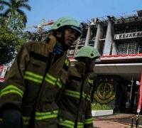 Tim Ahli Cagar Budaya DKI Belum Pernah Kaji Gedung Kejagung yang Terbakar