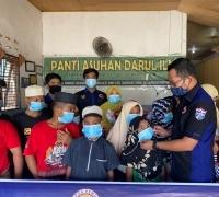 Sambut HUT, Garda Pemuda NasDem Riau Gelar Bakti Sosial