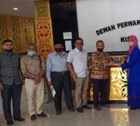 Dalami Cara Mengelola Refocusing Anggaran, DPRD Tanah Datar Sambangi DPRD Kota Pekanbaru