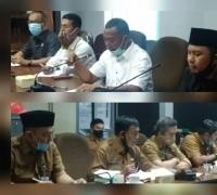 Komisi IV RDP Dengan Perkim Kota Pekanbaru, Sigit : Anggaran Pemeliharan Jalan dan Drainase Sangat Minim !