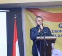 Ketua DPRD Pekanbaru Buka DM III KAMMI Wilayah Riau