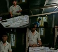 Terekam Video, Sejumlah Pemuda dan Eks Pejabat Desa Sedang Asyik Berjudi di Nias