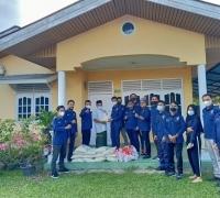 PP BMR (Barisan Muda Riau) Salurkan Bantuan Sembako Secara Door To Door Ke Masyarakat